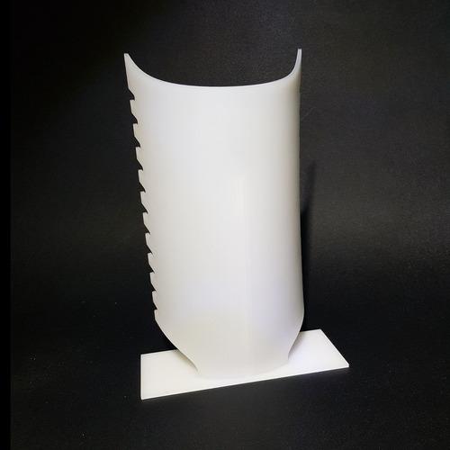 base 11 cadenas en acrilico glas 125g