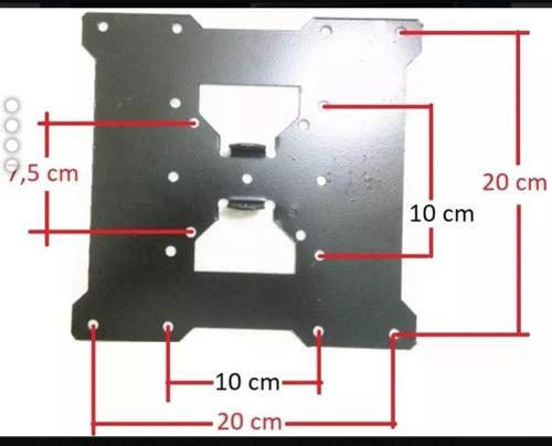 base aerea para tv lcd led de 10 a 42 pulgadas aerovision