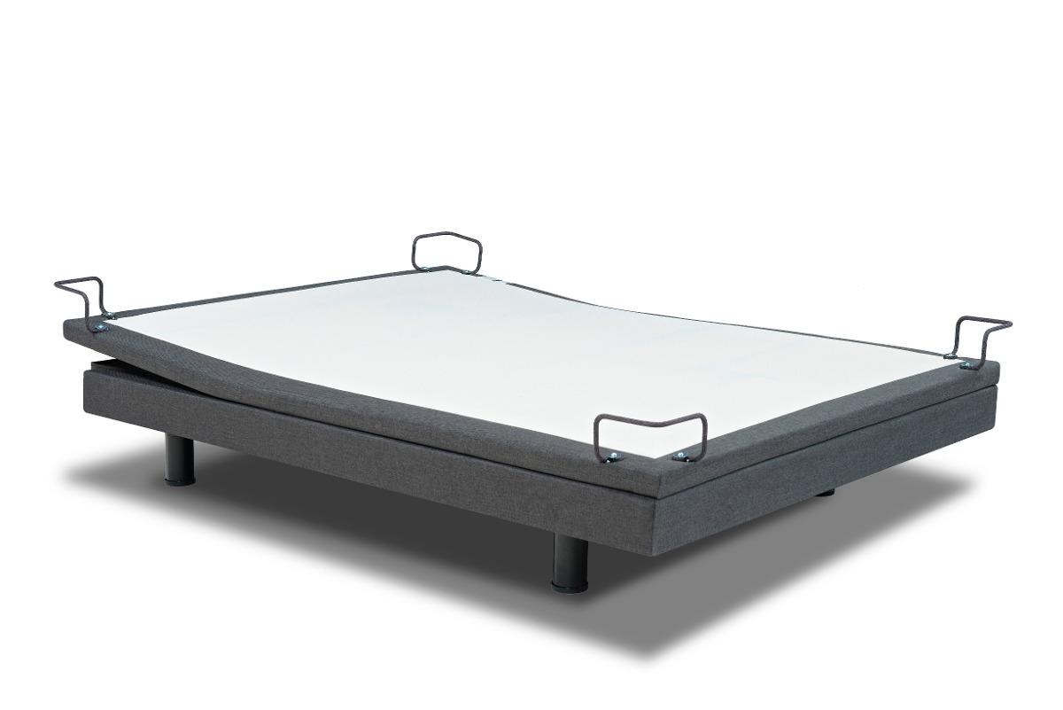 Base ajustable cama electrica reverie 8q tama o queen size for Tamanos de camas en mexico