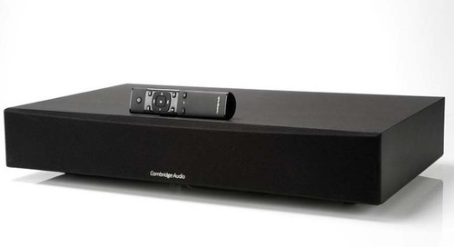 base altavoces cambridge tv2, con bluetooth para tv