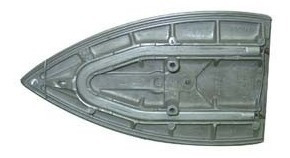 base aluminio plancha atma 1070/1055 c/resist.art.04211/7