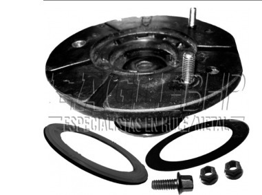 base amortiguador del chevrolet cavalier l4 1995 - 1998 vzl