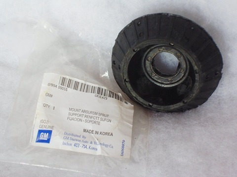base amortiguador delantero chevrolet (aveo, spark)