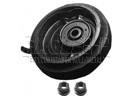 base amortiguador tras mazda m x - 3 l4 1.8 1992 - 1994 vzl