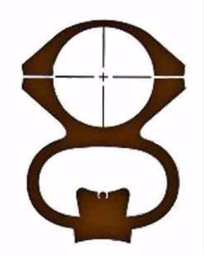 base/ anilletas integrales para remington 700 telescopica