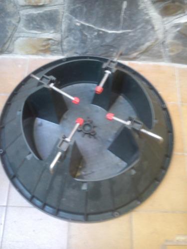 base arbol de navidad 62 cms diametro natural o artificial