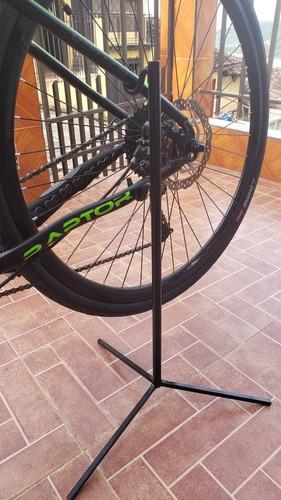 base aseo y mantenimiento bicicleta