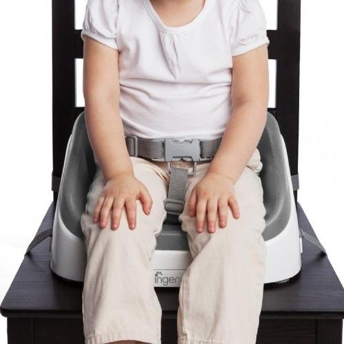 base asiento de comer niño grande ingenuity toddler slate