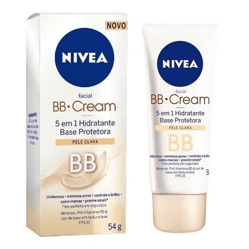 base bb cream nivea fps 10 54g