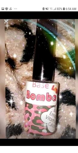 base bomba acelerada