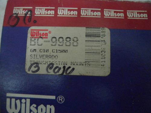 base caja chevrolet blazer/silverado/cheyenne 4x2 92-95