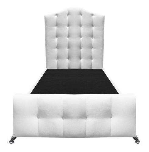 base cama 100x190+cabecero de lujo para niñas+envíobgta.