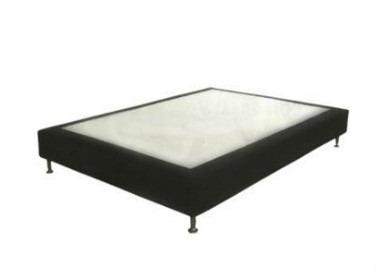 base cama 1*1.90 + obsequio  calidad, respaldo y economia