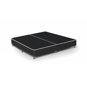 cfe7f8885 Base Para Box King Tecido Suede - Todo para o seu Quarto no Mercado ...