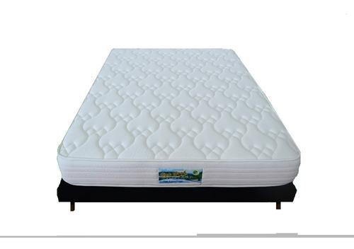 base cama+colchón semi ortopédico semi doble+domicilio bogot