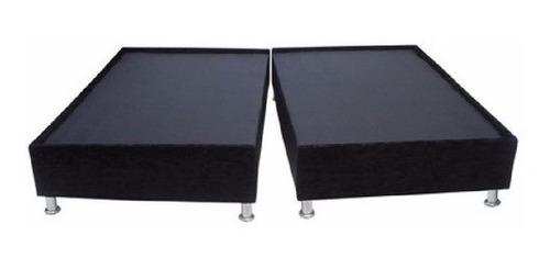 base cama dividida box spring king 200*200 flex dual sense