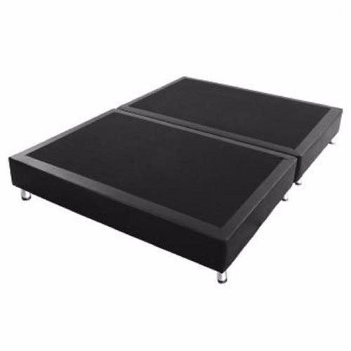 base cama dividida box spring queen 160 flex dual - oferta