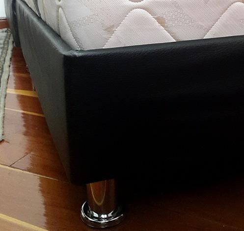 base cama dividida doble 1.40x1.90 envío incluido en bogotá