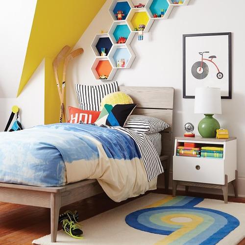 base cama madera solida tamaño matrimonial - madera viva