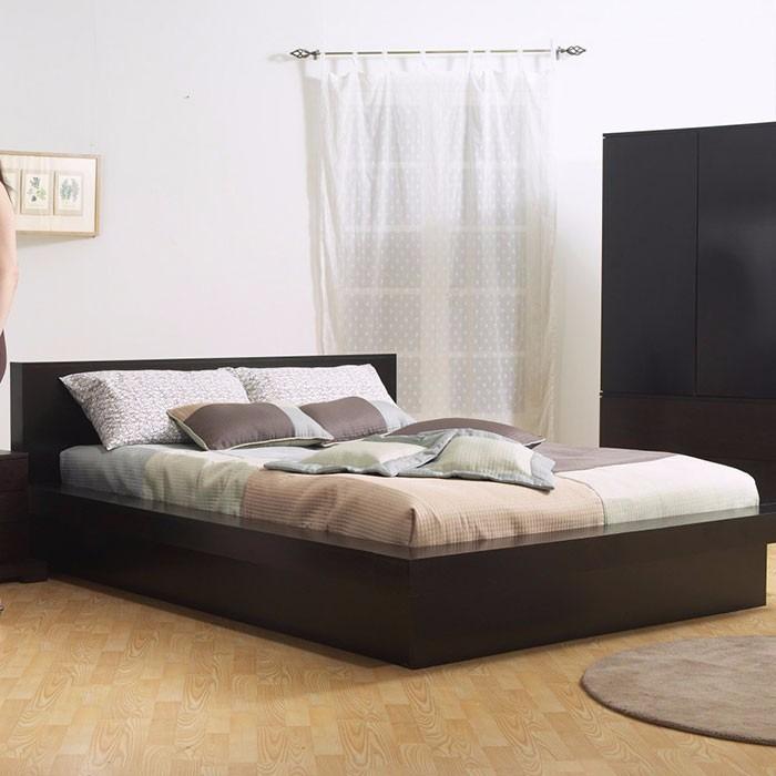Base cama matrimonial madera pino cabecera madera viva for Camas de madera precios
