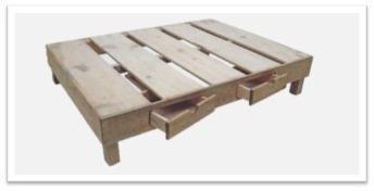 base cama muebles