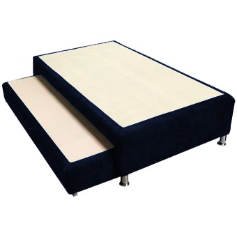 Base cama nido auxiliar deslizable medida doble - Medidas cama doble ...