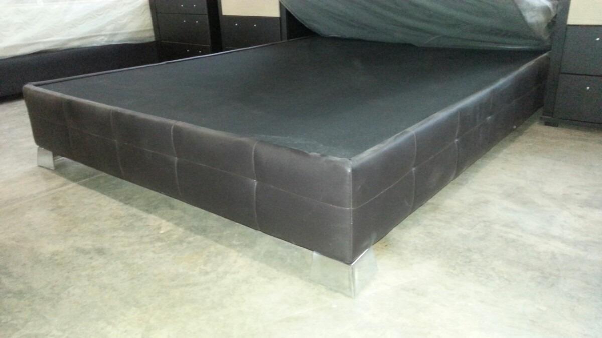 Base queen size tipo box tapiz quin quen sais cama for Imagenes de cama queen size