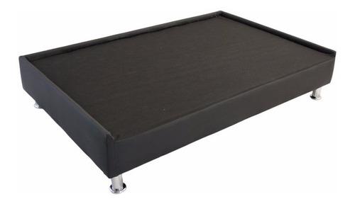 base cama semidoble real flex 120x190
