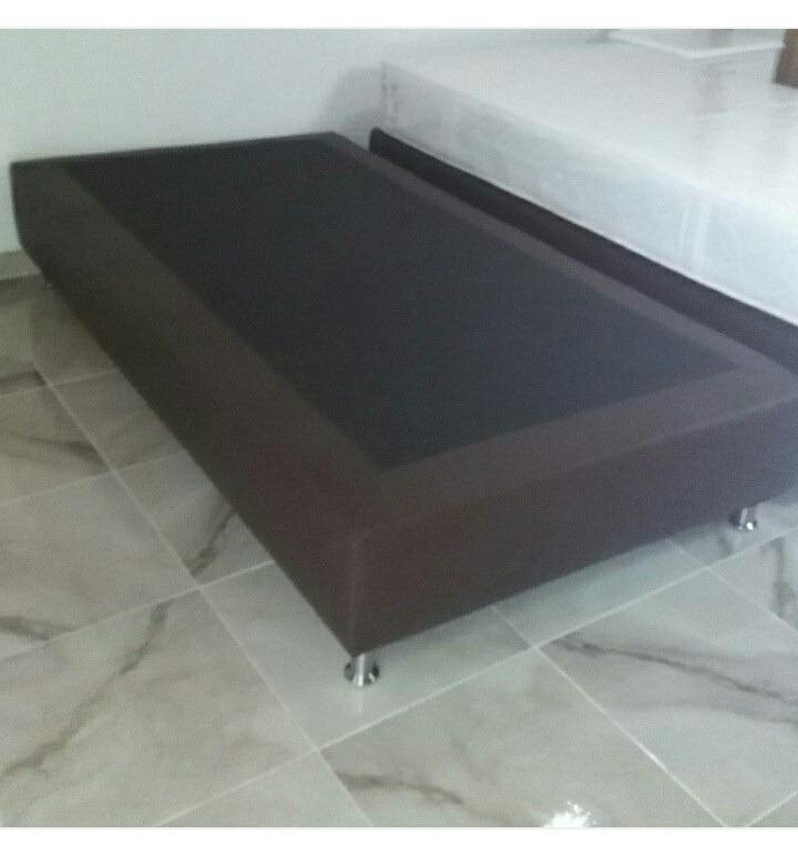 Base Cama - Somier Desde - $ 195.000 en Mercado Libre