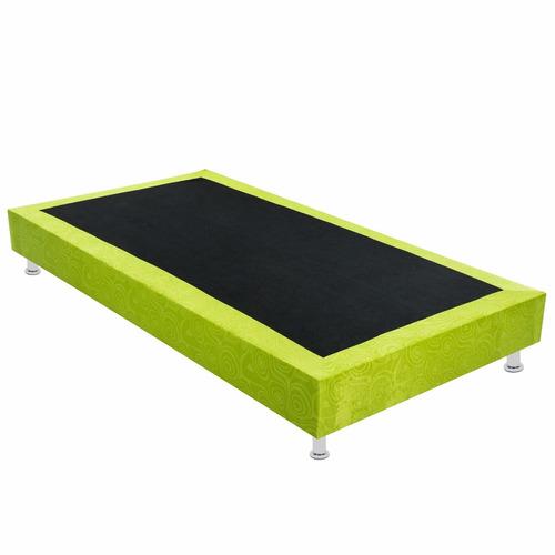 base cama somier doble 140*190
