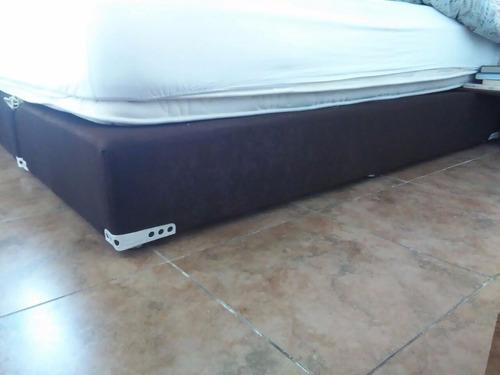 base cama tamaño queen excelente estado