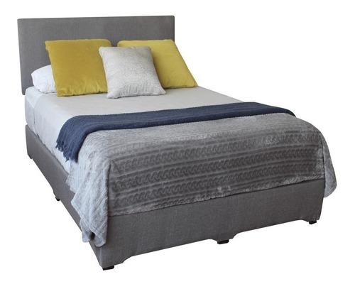 base cama urban queen size - base + cabecera
