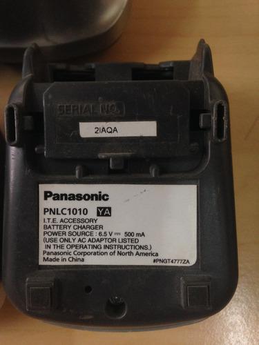 base cargador panasonic pnlc1010