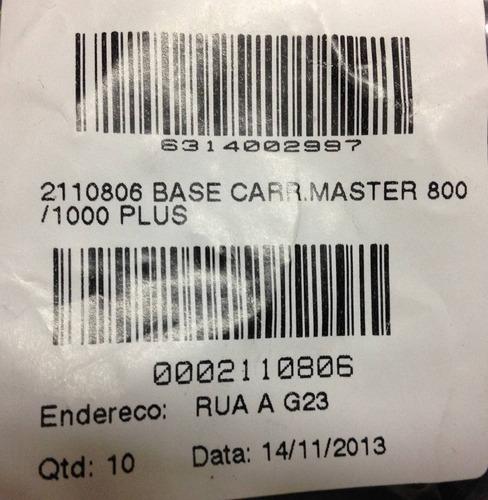 base carretel 800/1000 plus trapp