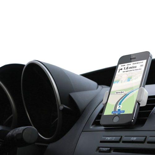 base celular auto rejilla aire acondiciondo baswind