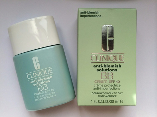 base clinique original antiblesmish. bbcream