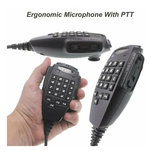 base comunicaciones th-9800 cuatribanda 29/50/144/430 oficial tyt