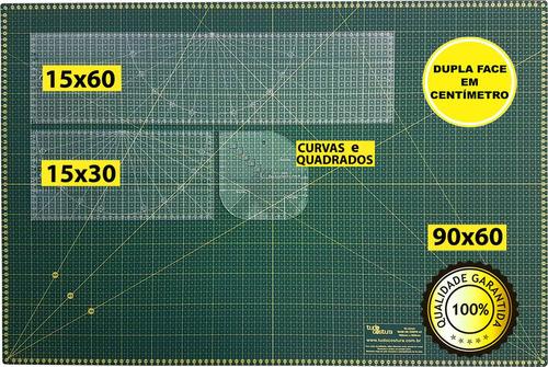 base corte a1 90 réguas 15x30 15x60 curvas e quadrados