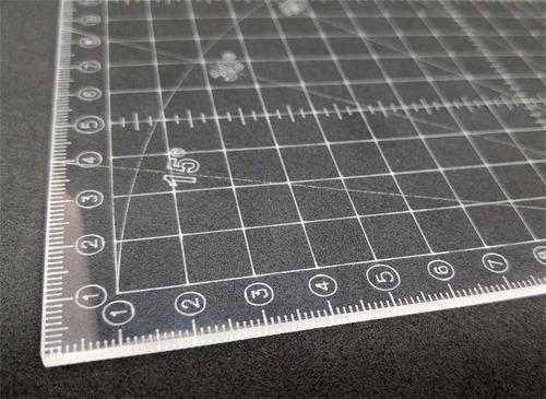 base corte a1 90x60 réguas laser 15x30 e 15x60 + cortador