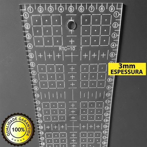 base corte a2 60x45 réguas 10x30 10x45 cortador disco refil