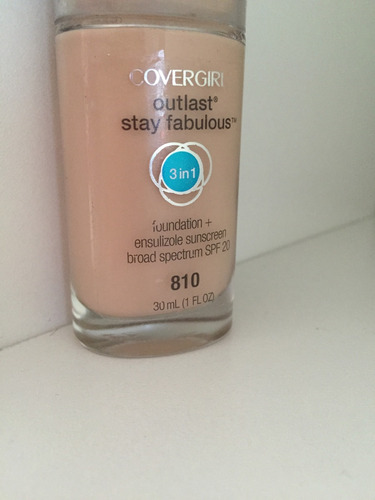 base covergirl stay fabulous