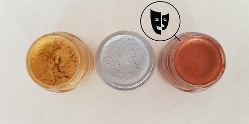 base cremosa maquillaje titi mini pote 5gr - metal cobre