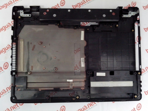 base da carcaça notebook positivo sim+ 1020 series