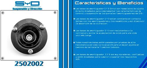 base de amortiguador delantero bmw. z3 1999-2002
