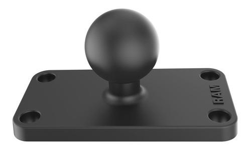 base de bola ram mounts con patrón de 4 orificios