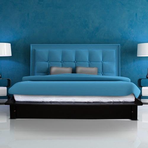 base de cama de madera bio mattress chasel queen size