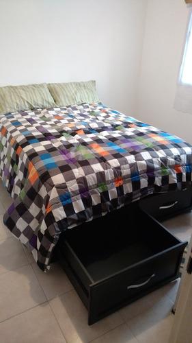 base de cama dos plaza y media negra colores