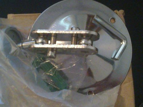 base de cámara de metal para exteriores