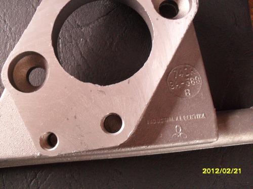 base de carburador holley de ford fairlane 188 nueva!!!