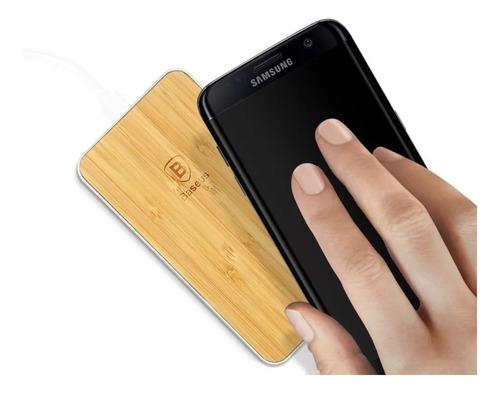 base de carga qi cargador inalámbrico qi iphone xr/xs/xs max